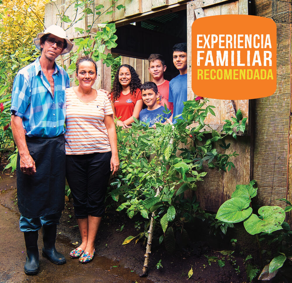 Tour Campesino Arenal Costa Rica