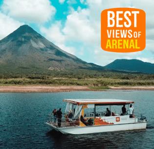 Arenal Volcano Lake tour