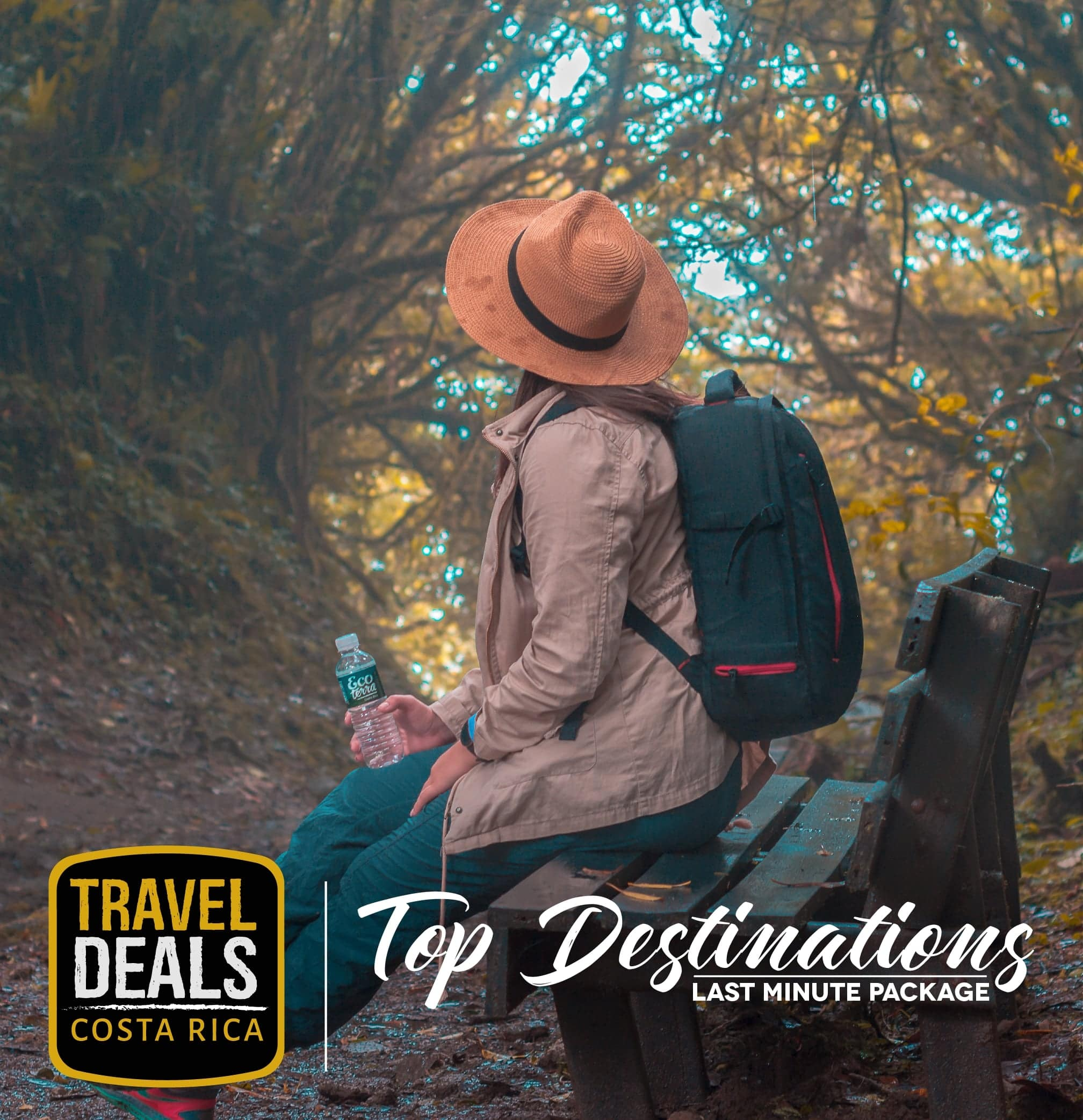 Top destinations last minute deals