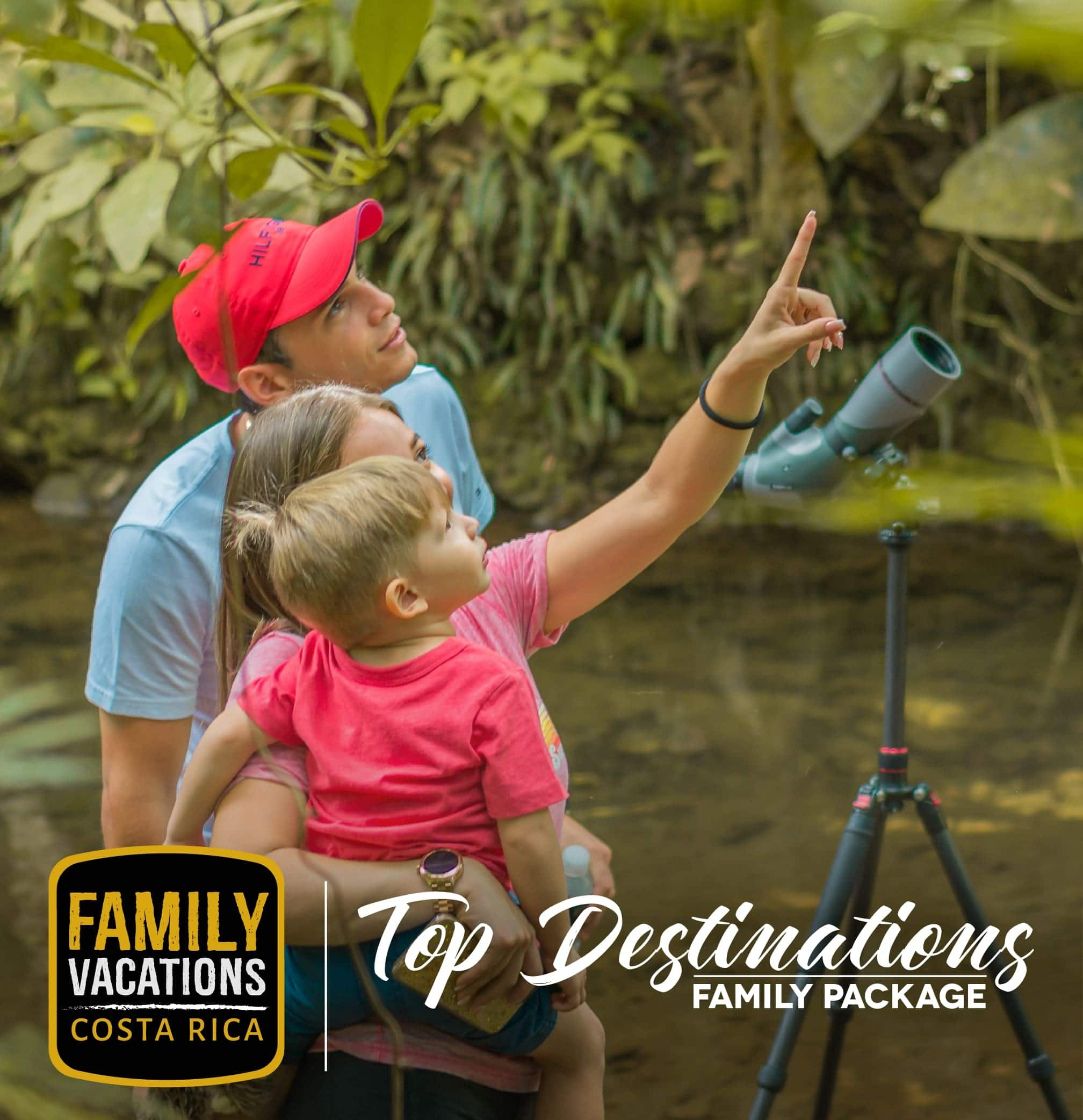 Top Destinations family travel
